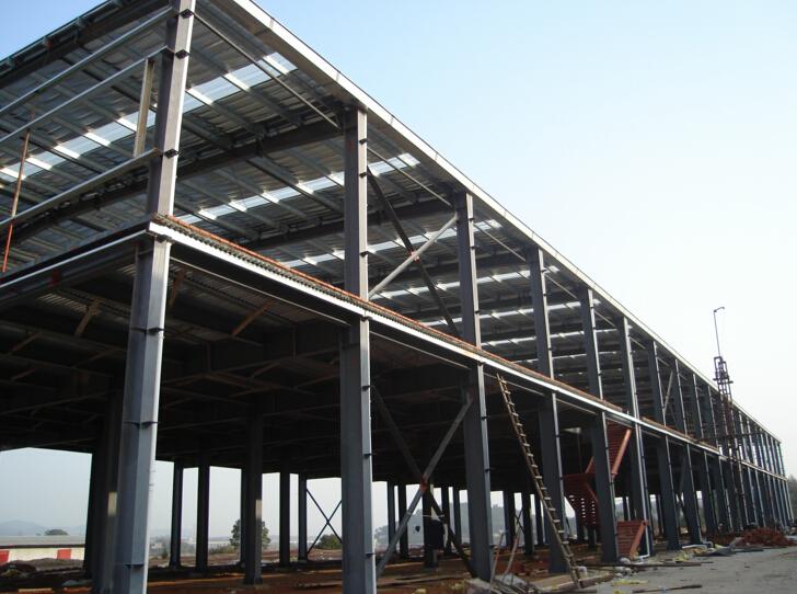 重庆钢结构,重庆彩钢棚,重庆夹芯板